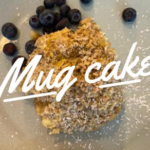 Gezond ontbijten met cake!