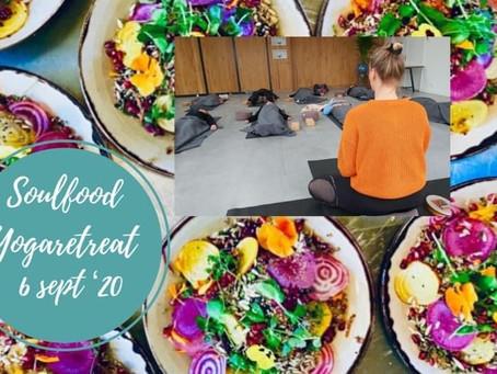 Soulfood Yoga retreatdag!