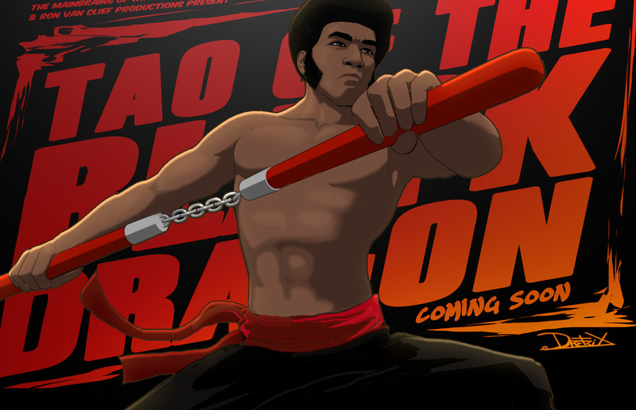 TAO OF THE BLACK DRAGON poster3b-Recover