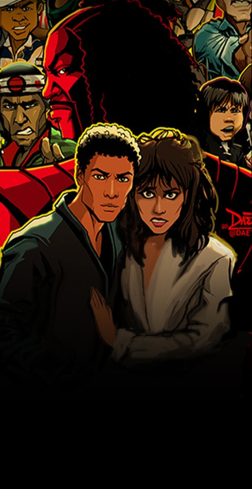 RISE OF THE LAST DRAGON