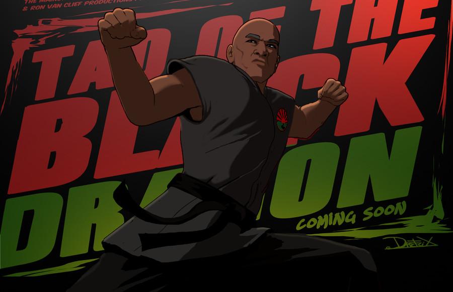 TAO OF THE BLACK DRAGON