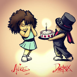 DAE AND FAY LIL CAKE