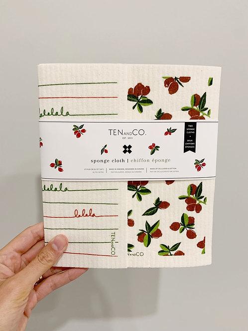 Ten&Co  Cranberry 2 pack