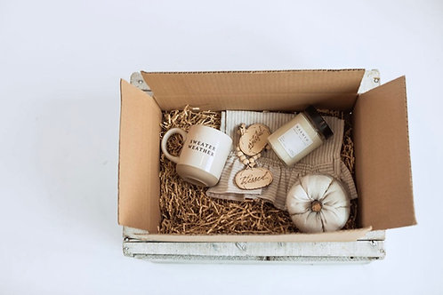 Fall Decor Box