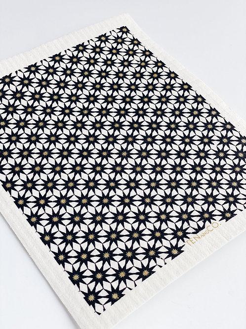 Ten&Co Starburst Spongecloth