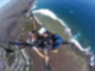 Tarif vol parapente Île de la Réunion