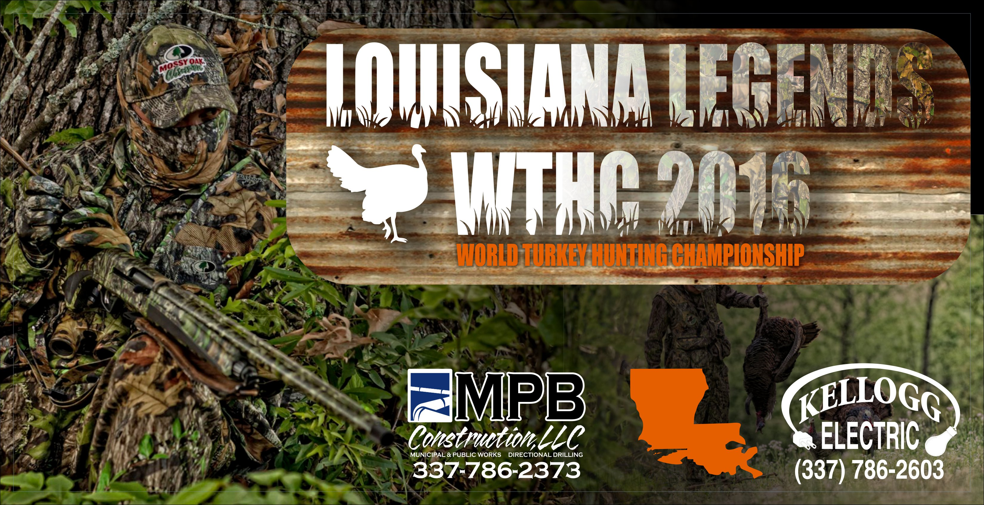 MPC Louisiana Legends - Event Banner