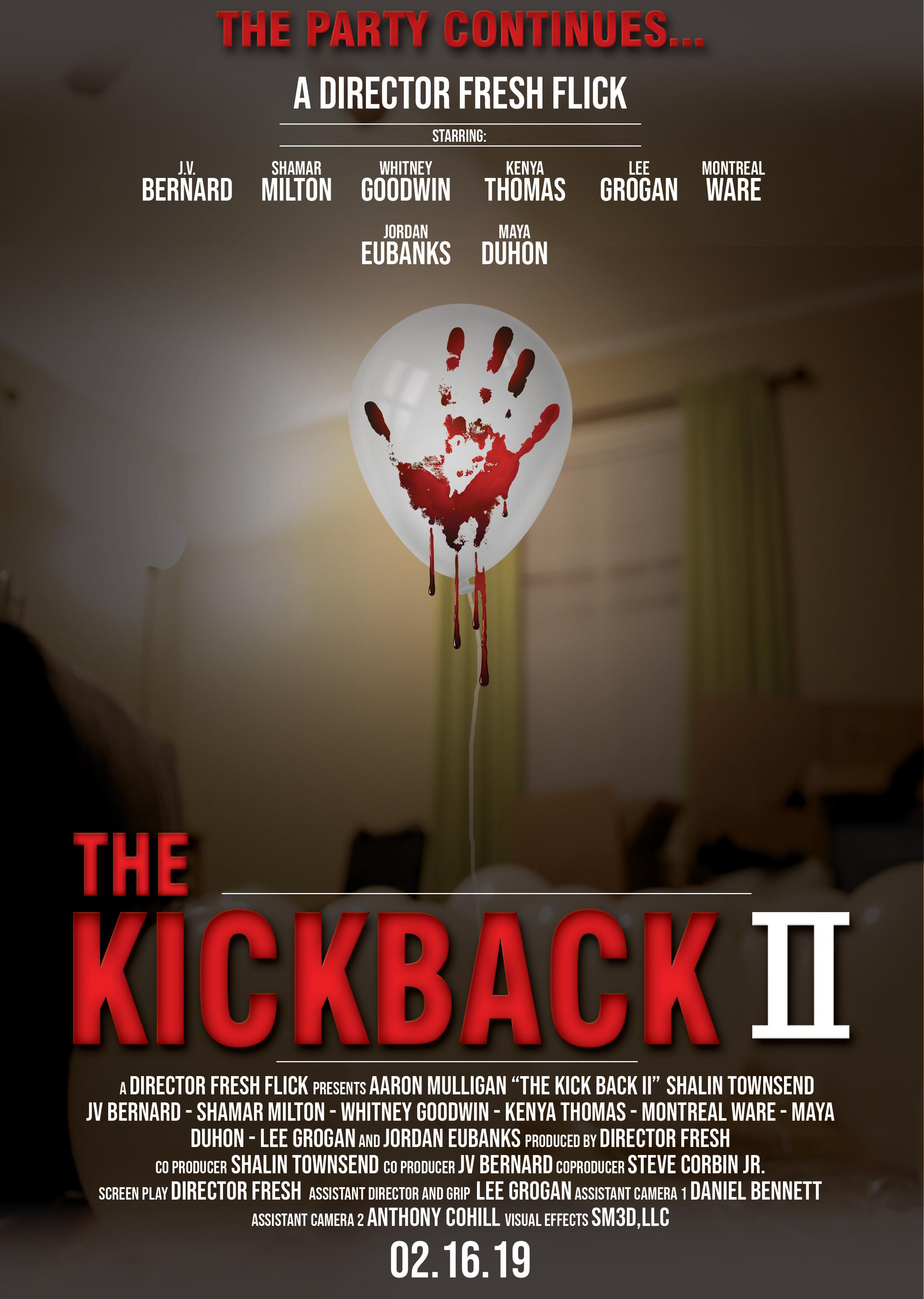 The KickBack 2 Poster