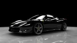 Ferrari lighting