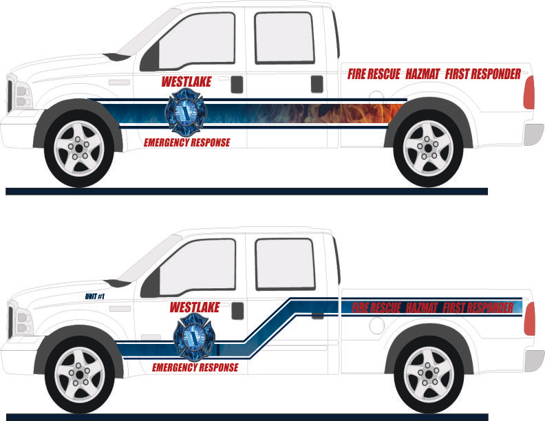 Westlake Emergency Truck Design