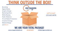 Octagon Media Project V2
