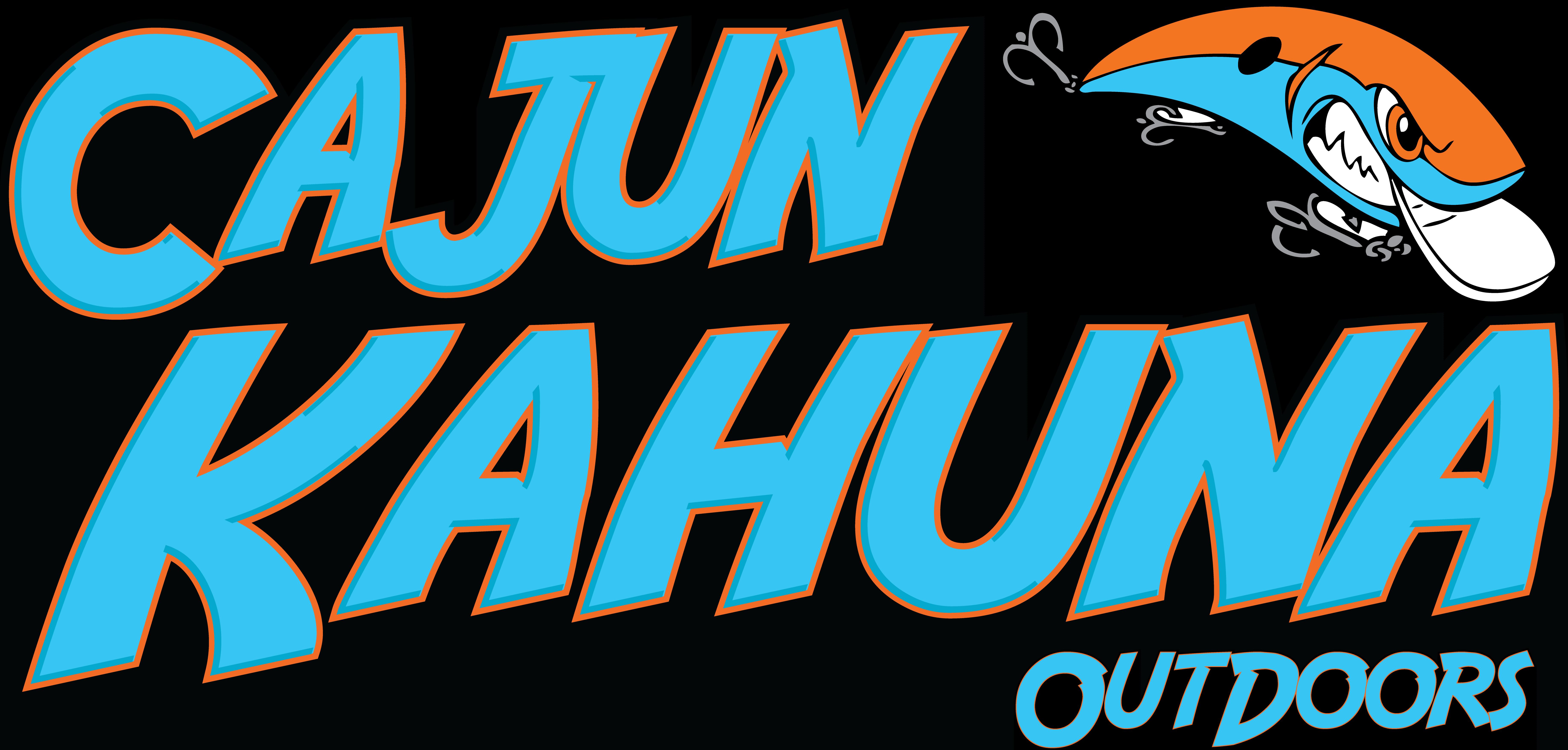 Cajun Kahuna Fishing Logo 2
