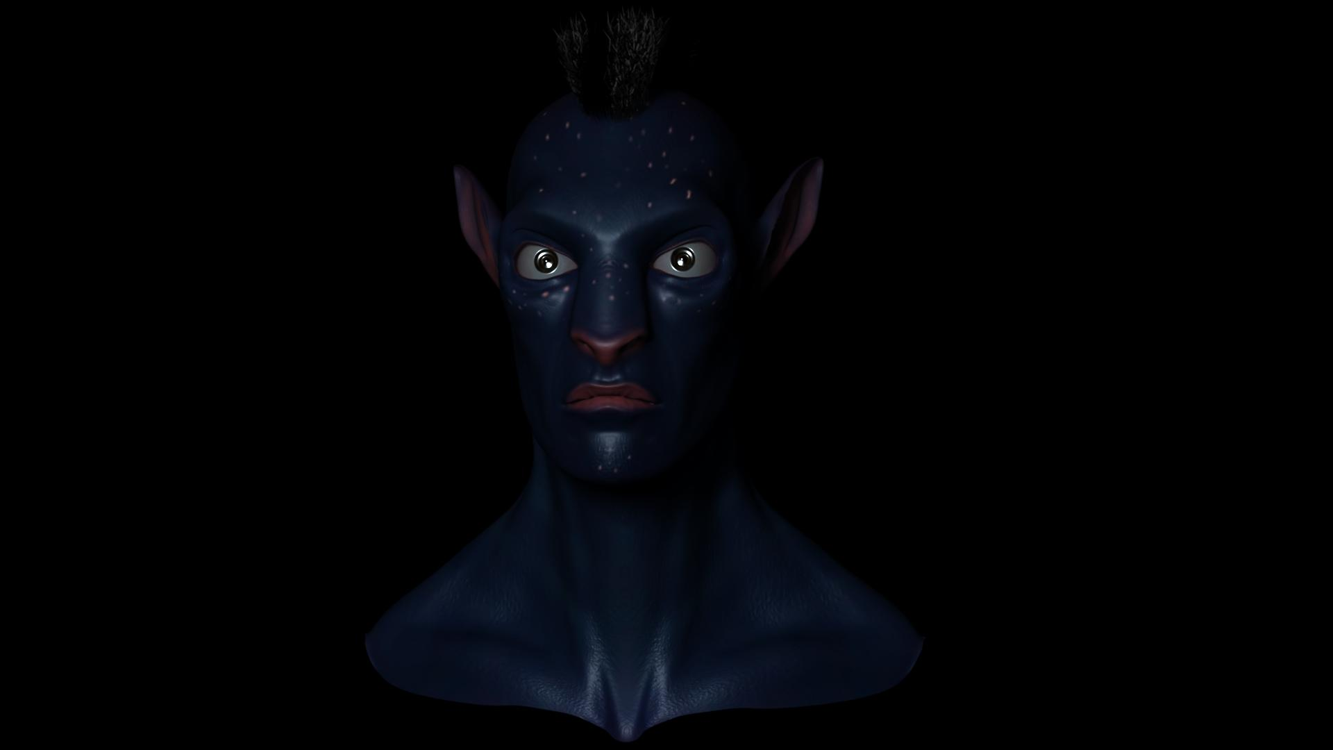 Avatar Sculpt