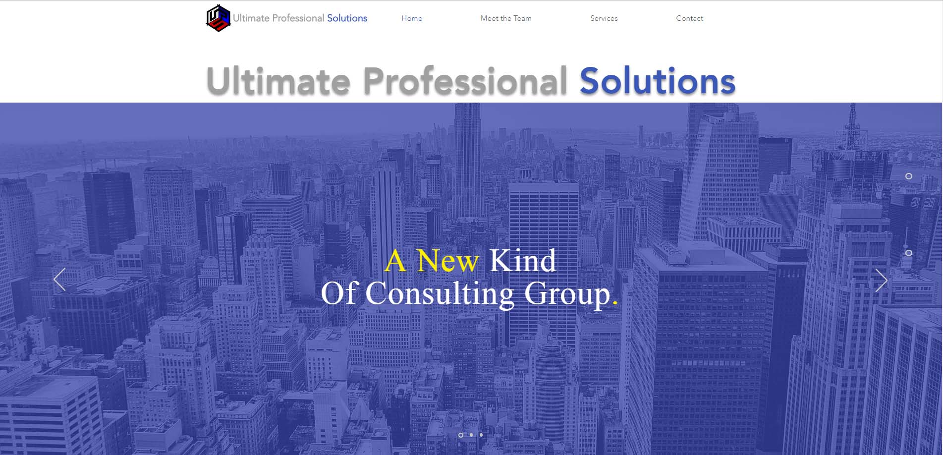 Ultimate Professional Solutions