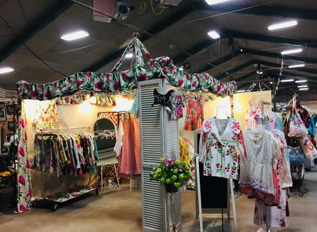 Dealer Spotlight: Jill Dufau Vintage Textile Arts