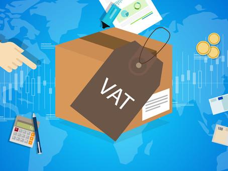 VAT'S IMPORTANT - NEWSLETTER  2021 - 02