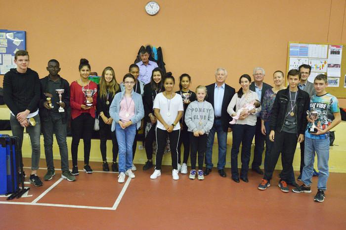 Fête annuelle du club de tennis de table de Thiais