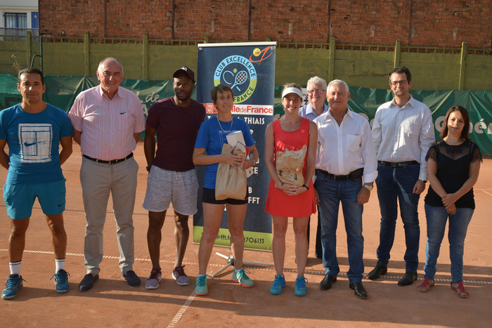 Finales de l'open de tennis du TCTBE