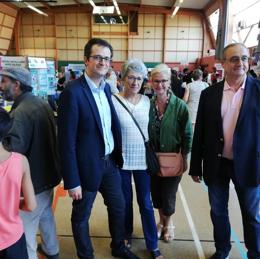 Forum des assos Chevilly-Larue