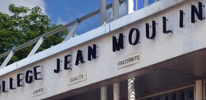 Conseil d'administration du collège Jean Moulin