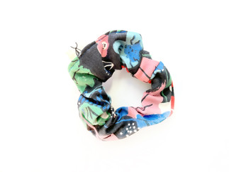 Cotton Scrunchy