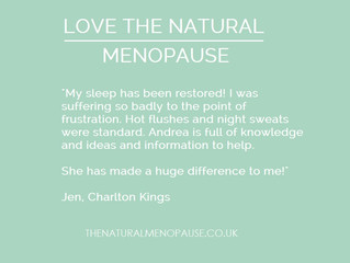 How Shiatsu Restored My Sleep - A Menopause Story