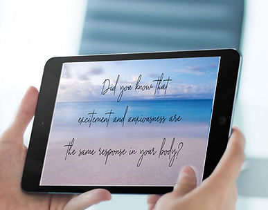 Master Your Anxiety Video & Guide | Cotswold Menopause