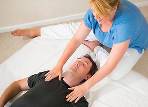 Shiatsu Bodyworks - Cheltenham - Men back pain and stress relief