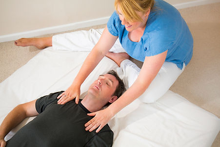 Shiatsu Bodyworks  - Cheltenham - Men with circulation, stress and tension issues