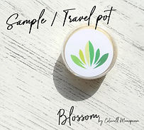 Cotswold Menopause - Blossom  - Menopause Cooling Cream - Sample Size