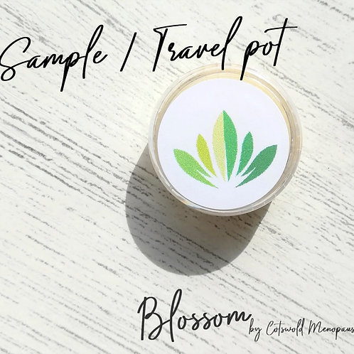 Blossom  - Menopause Cooling Cream - 5ml Sample/ Travel size