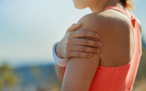 left shoulder weakness resolve with exercise