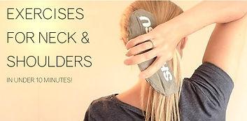 Shiatsu Bodyworks - Cheltenham - Shiatsu exercises for neck and shoulders
