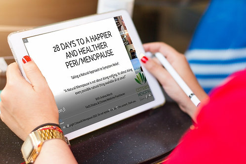 28 Days to a Happier & Healthier Menopause - Video Series