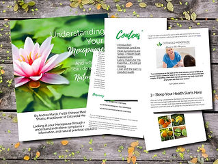 Understanding Your Menopause - Practical and Natural Solutions to alleviating your symptoms by Cotswold Menopause