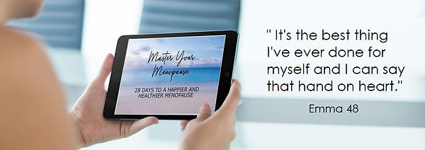 28 Days to a happpier and healthier Menopause - The video series