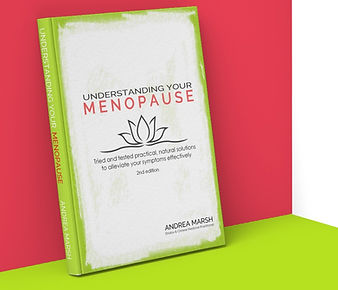 Understanding Your Menopause now out on Amazon March 2021