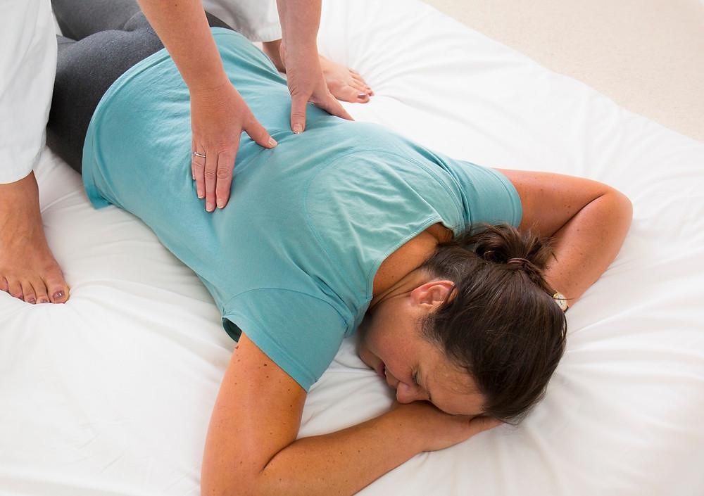 back pain relief with shiatsu cheltenham