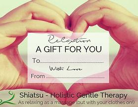 Shiatsu Bodyworks - Cheltenham - Buy a Shiatsu relaxing shiatsu treatment