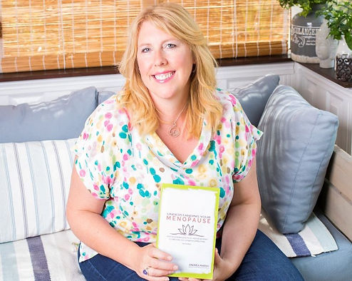 Understanding Your Menopause book by Andrea Marsh, Cotswold Menopause