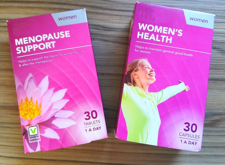 SURVIVING MENOPAUSE: Powerful Supplements, Phyto-estrogens, HRT - Where to Start?