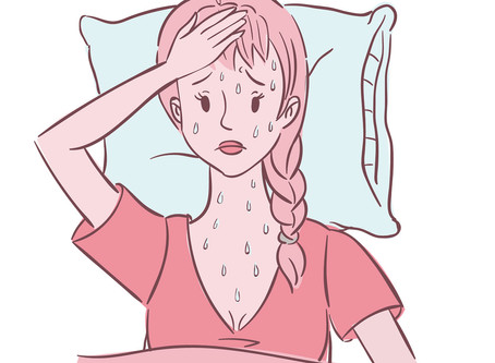 SURVIVING MENOPAUSE - WHY DO I GET NIGHT SWEATS?