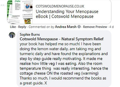 Understanding Your Menopause book review |UK | cotswoldmenopause.co.uk