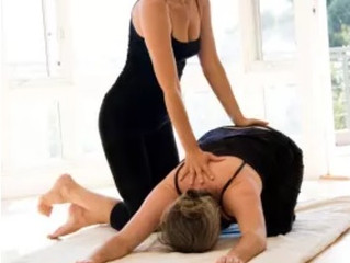 Let Shiatsu get you flexible for Yoga!