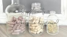 Shiatsu & Supplements - Vitamins & Herbs and how they work with Shiatsu