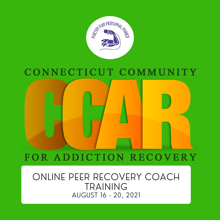 CCAR Online Recovery Coach Academy