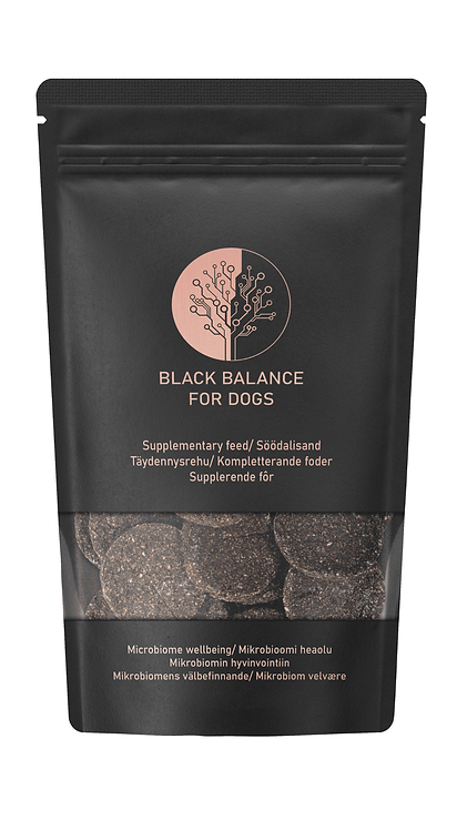 Black Balance for dogs