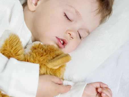 Going to Sleep: Bedtime Tips for Toddlers and Children with Sensory Issues, or Who Just Have Trouble