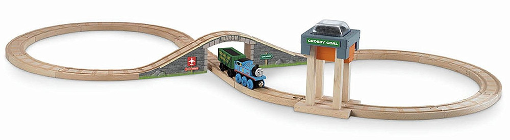 Thomas Tank Engine set gift child sensory issues