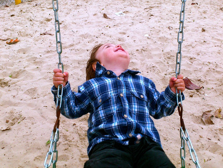 Toys and Equipment for a Sensory Diet: Get Them Moving!